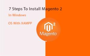 steps of install magento